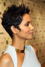 halle berry haircut - Google Search