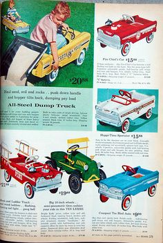 1962 Sears Christmas Book......I had one of these as a little girl.....