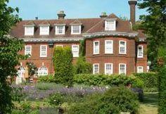 Burloes Hall (Country house) wedding venue in Royston, Hertfordshire #weddingvenues