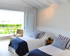 Quarto/Bedroom/Casa de Praia/Eliane Sampaio Interiores