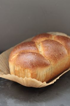 Brioche VEGAN et SAINE Simple et délicieuse Bread Recipes, Soup Recipes, Vegan Recipes, Croissants, Croissant Vegan, Brioche Sans Gluten, Yummy Veggie, Vegan Kitchen, Sweet Breakfast
