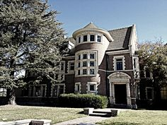 American Horror Story House, Los Angeles, CA #ridecolorfully