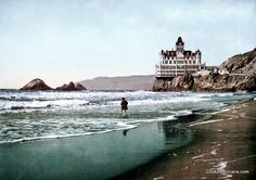 San Francisco's Cliff House (1896-1907)