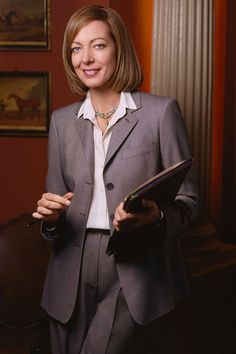 C.J. Cregg (West Wing), the official White House Press Secretary during the Bartlett Administration. Originally a Hollywood playwright, she left a $500,000-a-year job to join the Bartlett campaign.
