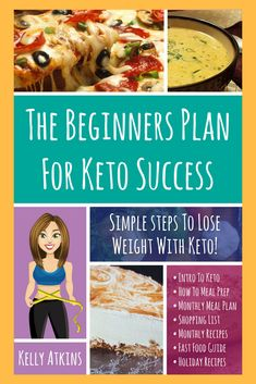 Start 2018 with THE Keto Plan for beginners Monthly Meal Planning, Atkins, Etsy Seller, Lose Weight, Keto, Success, Meals, How To Plan, Recipes