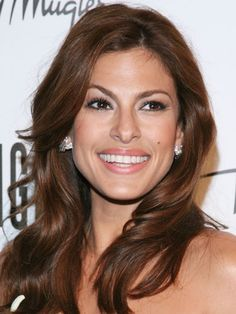 """Eva Mendes   Keeping your skin hydrated is super important, so drink hot water with lemon to keep your metabolism speedy and your skin plumped. Bosso adds that this will """"hydrate skin as well as flush out dark circles and brighten eyes."""""""