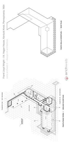 I.N. Hagan House, Kentuck Knob PA (1954)   Frank Lloyd Wright   Archweb 2D