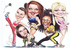 For more information on our talented Caricaturists please contact 0207 610 7120.