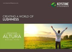 Keystone Altura Creating a World of Lushness www.keystonelifespaces.com #keystone #keystonebuilders #realestate #luxury #luxurioushouse #realtor #propertymanagement #bestpropertyrates #homesellers #bestexperience #homebuyers #dreamhome #mumbai