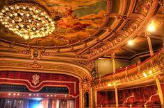 Teatro Nacional San Jose Costa Rica. vma.