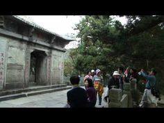 Lushan 廬山 - Fairy Cave 仙人洞之入口 day 11 - 9 ( China ) - YouTube