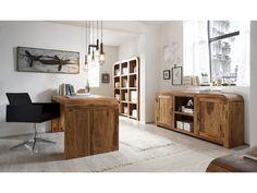 Schreibtisch Cabera von massivum.de
