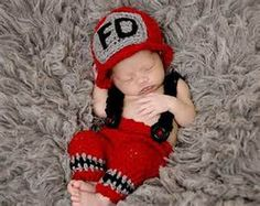 Free Firefighter Crochet Patterns - Looksafe Yahoo Image Search Results