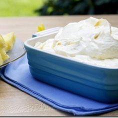 Orange Creamsicle Fruit Dip - sub fat free vanilla yogurt for the pudding & cool whip? Or fat free cool whip instead of regular?