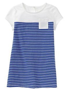 Stripe T-shirt dress. Wearing for Mothers Day!