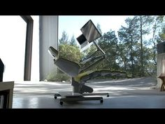Four-Position Workstation Lets You Lay Down on the Job - Core77
