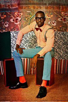 Photograph by Malick Sidibe