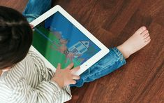 Children as young as four are becoming so addicted to smartphones and iPads   that they require psychological treatment.