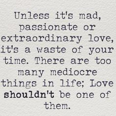 Agreed...  it got to be deeply, passionately, crazy....in love....u call it sustained love; cause it haunts u...
