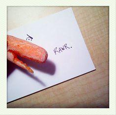 Jurassic Carrot.