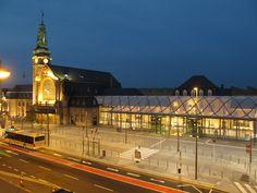 Estação de trem de Luxemburgo
