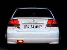 7th Generation Honda Civic (2001-2005) - Sayfa 4