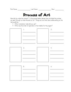 1000 images about worksheets on pinterest art worksheets art rooms and elements of art. Black Bedroom Furniture Sets. Home Design Ideas