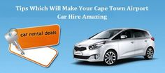 Cape Town Airport Car Hire is the ultimate way to get around. Whether it be taking a drive out to the majestic Table Mountain or cruising along the many pristine beaches, the possibilities are endless with the aid of your Cape Town Car Hire.