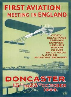 Aviation Poster 1909