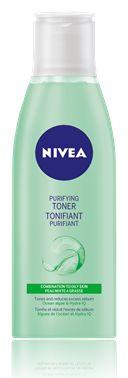 Nivea purifying toner