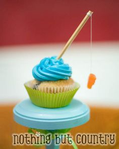 Father's Day {Fishing} Cupcakes2