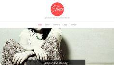 Time WordPress Theme by Site5 Themes. 14 Flat Free #WordPress Themes