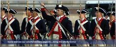 Twilight Tattoo -free military concerts Weds @ 6:45pm