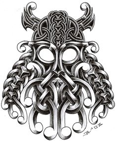 ✿ Tattoos ✿ Celtic ✿ Norse ✿ celtic viking 5 by Celtic Warrior Tattoos, Celtic Knot Tattoo, Norse Tattoo, Celtic Tattoos, Celtic Knots, Thor Tattoo, Shield Tattoo, Tribal Tattoos, Norwegian Tattoo