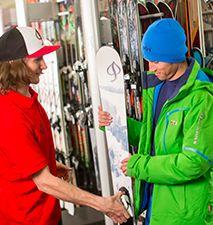 Snowmass ski/snowboard rentals