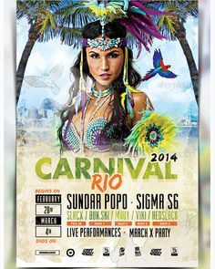 25 best carnival flyer templates images carnival festival club