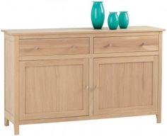 Corndell Nimbus Long Double Drawer Sideboard 1257 £859.00
