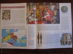Enciclopedias de segunda mano: Enciclopedia Estudiantil Diseuropa 1962 Completa (209 Fasciculos) f3 - Foto 34 - 48072937