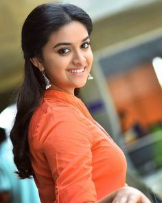 Keerthi Suresh Photos: Hot & Sexy Pics of ​Telugu actress Beautiful Girl Indian, Most Beautiful Indian Actress, Beautiful Actresses, Simply Beautiful, South Actress, South Indian Actress, Indian Film Actress, Indian Actresses, Girl Pictures