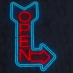 Open Neon Sign by nvere | 3DOcean Open Signs, Neon Open Sign, 3d Cad Models, Low Poly 3d Models, Sign Lighting, Desi