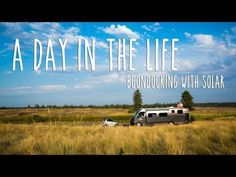 Boondocking Tips - How to and Where to