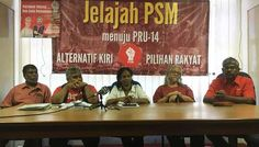 PSM to contest 3 parliament 4 state seats in Selangor   The party plans to field candidates in Subang Hulu Langat Hulu Selangor as well as Kota Damansara Semenyih Port Klang and Sri Muda.  PETALING JAYA: Parti Sosialis Malaysia (PSM) has set its sights on contesting in three parliamentary and four state seats in Selangor in the upcoming 14th general election (GE14).  In a press conference today the partys central committee member S. Arutchelvan said the three parliamentary seats were Subang…