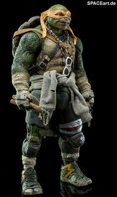 Teenage Mutant Ninja Turtles, Ninja Turtles Art, Michelangelo, Tmnt Characters, Character Art, Character Design, Chibi Marvel, Graphic Novel Art, Turtle Costumes