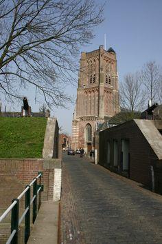 Woudrichem, Noord-Brabant.