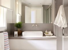 bathroom renovations is very important for your home. Whether you pick the bathroom renovations or serene bathroom, you will make the best bathroom remodel shiplap for your own life. Serene Bathroom, Bathroom Accesories, Small Bathroom Storage, Bathroom Toilets, Grey Bathrooms, Bathroom Renovations, Home Interior, Amazing Bathrooms, Powder Room