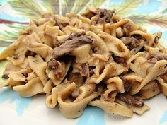 Crock Pot Beef And Noodles Recipe - Food.com - 473459