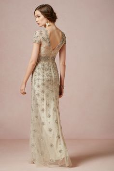 BHLDN Fall 2013 collection - I want this dress or something very close to it.  Unfortunately, they do not alter and the chest would be too small....friends and family keep your eyes open for this one!!!