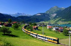 7 Scenic Train Routes In Europe That You'll Love :http://blog.eurail.com/scenic-train-routes-in-europe-to-love/