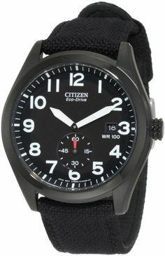 Citizen Men's BV1085-06E Sport Eco-Drive Strap Watch: Watches: Amazon.com