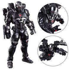 Marvel Universe War Machine Variant Play Arts Kai Figure